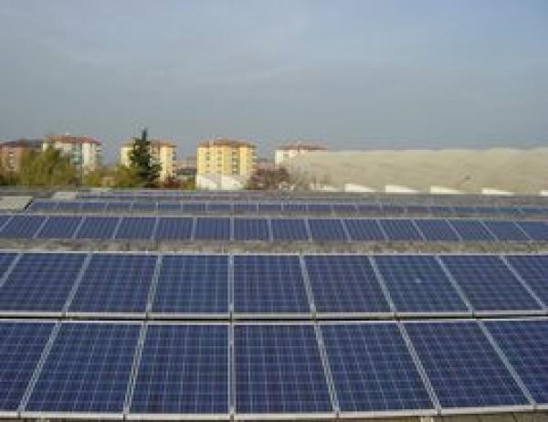 impianto fotovoltaico<br />